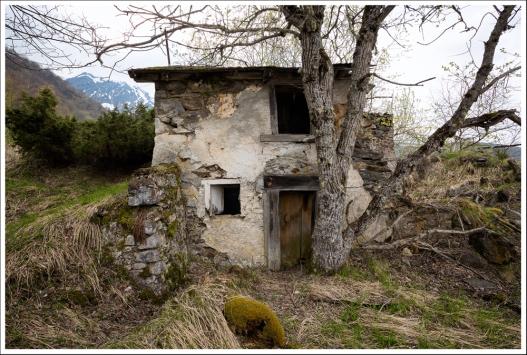 En ruines...